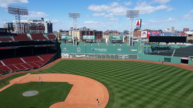 5 Sports Bars to Catch Red Sox Opening Day