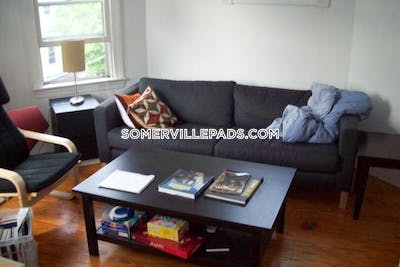Somerville Apartment for rent 3 Bedrooms 1 Bath  Dali/ Inman Squares - $3,400