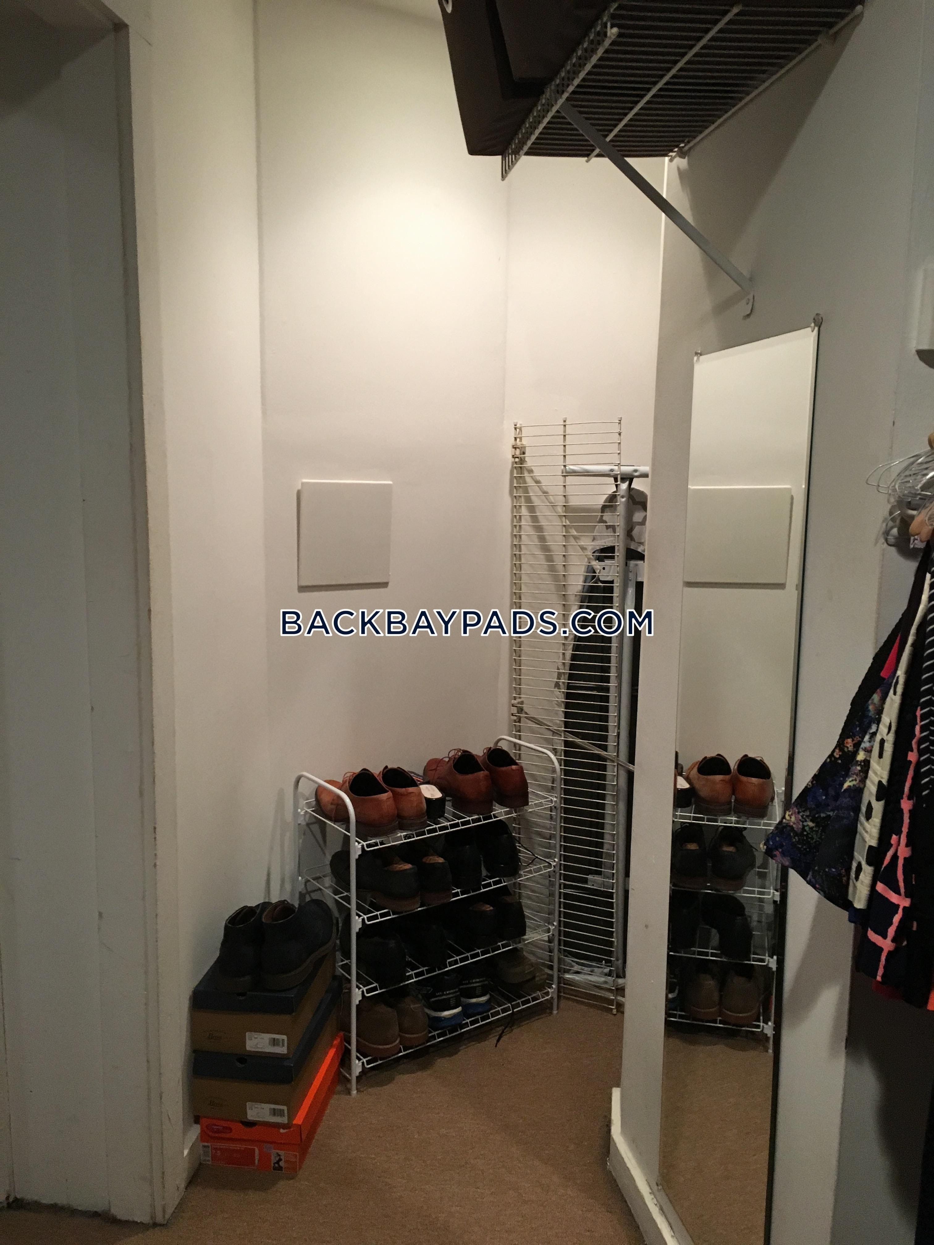 1 Bed 1 Bath - Boston - Back Bay $2,375