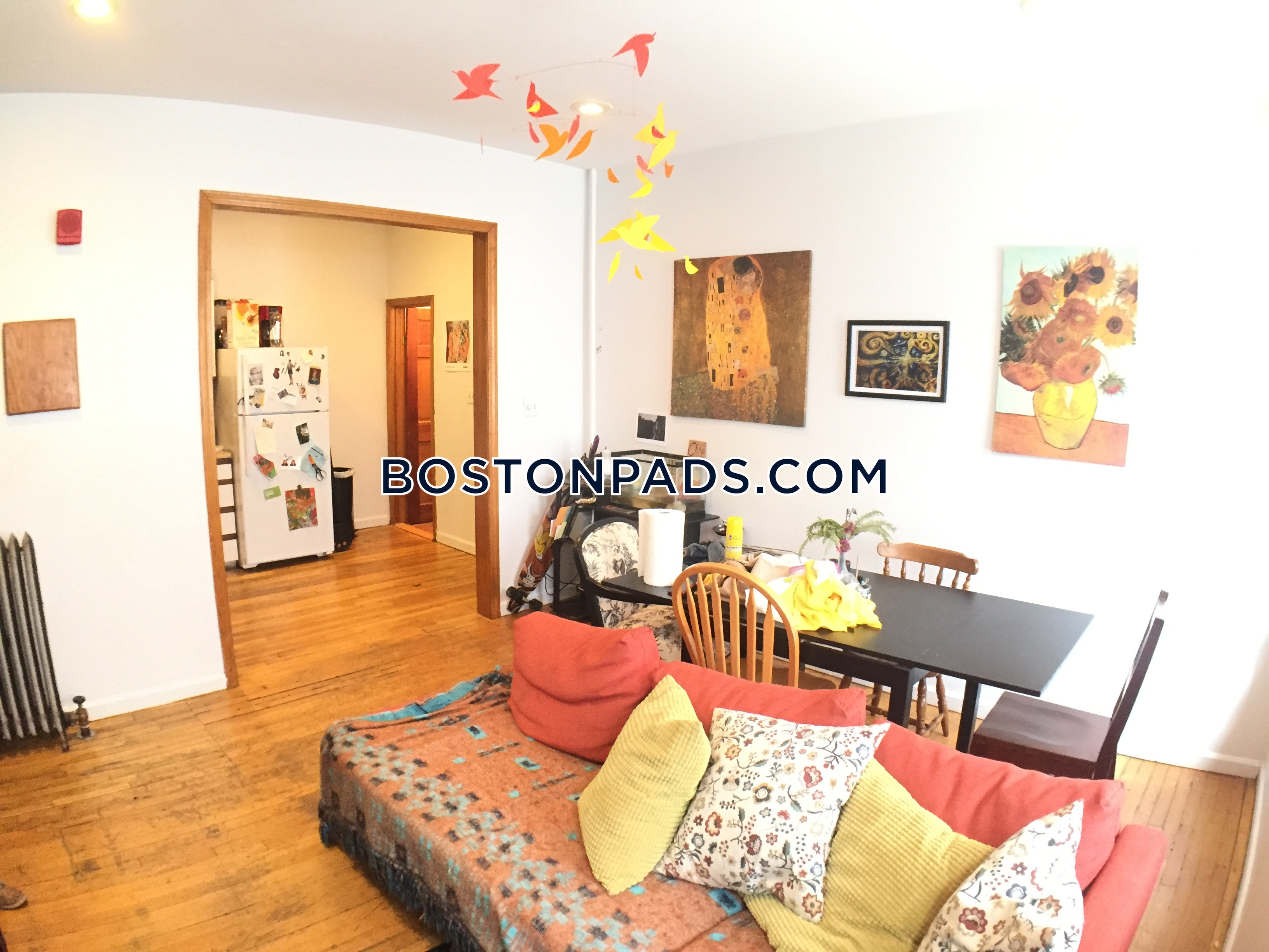 3 Beds 1 Bath - Boston - Fenway/kenmore $2,900