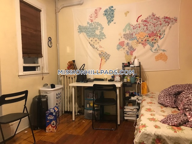 3 Beds 1 Bath - Boston - Mission Hill $3,000