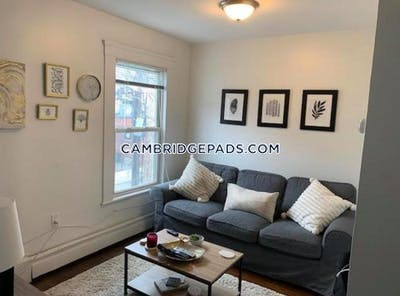 Cambridge Apartment for rent 3 Bedrooms 1 Bath  Kendall Square - $3,600
